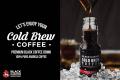 """แบล็คแคนยอน เปิดตัวกาแฟแนวใหม่  กาแฟสกัดเย็น """"โคลด์ บรูว์ คอฟฟี่ """"[Cold Brew Coffee]"""""""