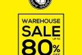 โปรโมชั่น Body Glove Warehouse Sale สินค้า ลดสูงสุด 80% ที่ สำนักงานใหญ่ บอดี้โกลฟ วันนี้ ถึง 3 มกราคม 2560