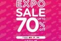 งาน CROCS EXPO 2017 มหกรรมสินค้า Crocs ลดราคา สูงสุด 70% ที่ ศูนย์ฯ สิริกิติ์ วันที่ 1 ถึง 4 มิถุนายน 2560