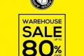 โปรโมชั่น Body Glove Warehouse Sale สินค้า ลดสูงสุด 80% ที่ บอดี้โกลฟ สำนักงานใหญ่ วันนี้ ถึง 12 เมษายน 2560