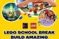 งาน Lego School Break : Build  Amazing เลโก้ ลดสูงสุด 50% ที่ เดอะ คริสตัล เอกมัย-รามอินทรา วันนี้ ถึง 27 มีนาคม 2560