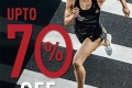 งาน Reebok Grand Sale up to 70% เสื้อผ้า เครื่องแต่งกาย รองเท้า  และอุปกรณ์กีฬา รีบอค ลดสูงสุด 70% ที่ ศูนย์การค้า เอ็ม บี เค  เซ็นเตอร์ วันที่ 10 ถึง 23 มีนาคม 2560