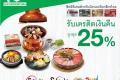 สิทธิพิเศษ บัตรเครดิต กสิกรไทย รับเครดิตเงินคืน สูงสุด 25% ที่ Sukishi ฺBuffet , Seoul Grill และ Sukishi Korean Charcoal Grill วันนี้ ถึง 15 พฤศจิกายน 2560