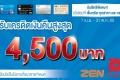 สิทธิพิเศษ บัตรเครดิต TMB รับเครดิตเงินคืน สูงสุด 4,500 บาท เมื่อช้อปครบตามกำหนด ที่ เซ็นทรัล และ เซ็น วันนี้ ถึง 31 พฤษภาคม 2560