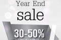 โปรโมชั่น DAPPER Year End Sale 30-50% วันนี้ ถึง 3 มกราคม 2560
