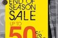 โปรโมชั่น ESP End of Season Sale Special up to 50% off วันนี้ ถึง 31 มกราคม 2560