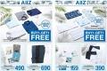 โปรโมชั่น AIIZ เสื้อผ้า ผู้หญิง และ ผู้ชาย ซื้อ 1 แถม 1 ฟรี และ สินค้า ราคาพิเศษ วันนี้ ถึง 30 เมษายน 2560