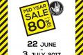 โปรโมชั่น Body Glove Midyear Sale up to 80% สินค้า ลดสูงสุด 80% ที่ บอดี้โกลฟ วันนี้ ถึง 3 กรกฎาคม 2560