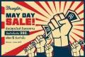 โปรโมชั่น Wrangler สินค้า ราคาเริ่มต้น 390 บาท MAY DAY SALE ช้อปสุดมันส์ วันแรงงาน ที่ แรงเลอร์ วันนี้ ถึง 2 พฤษภาคม 2560