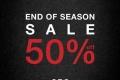 โปรโมชั่น CPS CHAPS End of season SALE 50% off ลดสูงสุด 50 เริ่มวันนี้ 12 มิถุนายน 2560