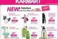 โปรโมชั่น Karmarts เครื่องสำอางค์ และ ผลิตภัณฑ์บำรุงผิว ราคาพิเศษ และ โปรโมชั่น MISSHA x LINE FRIENDS Sale 20-40% ที่ KARMARTS Shop วันนี้ ถึง 26 มกราคม 2560