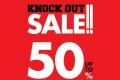 โปรโมชั่น PLAYBOY KNOCK OUT SALE สินค้า ลด 50% ที่ PLAYBOY Shop วันนี้ ถึง 2 เมษายน 2560
