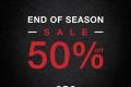 โปรโมชั่น CPS CHAPS End of Season Sale ลดราคา 50% ตั้งแต่วันนี้ ถึง 9 กรกฎาคม 2561