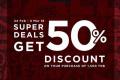 โปรโมชั่น Lee Super Deal ลด 50% เมื่อซื้อสินค้าครบตามกำหนด วันนี้ ถึง 4 มีนาคม 2561