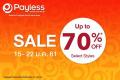 โปรโมชั่น Payless ShoeSource รองเท้า ลดสูงสุด 70% วันนี้ ถึง 22 มกราคม 2561
