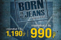 โปรโมชั่น Wrangler Born To Be Jeans สินค้าราคาพิเศษ วันนี้ ถึง 18 กุมภาพันธ์ 2561