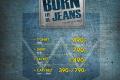 โปรโมชั่น Wrangler Born to be Jeans สินค้าราคาพิเศษ วันนี้ ถึง 31 พฤษภาคม 2561