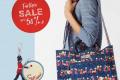 โปรโมชั่น Cath Kidston Further Sale up to 50% สินค้าลดสูงสุด 50% ที่ แคท คิดสตัน วันนี้เป็นต้นไป