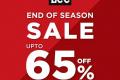 โปรโมชั่น Lee End of Season Sales สินค้า ลดสูงสุด 65%* วันนี้ ถึง 25 มกราคม 2561