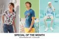 โปรโมชั่น AIIZ สินค้าราคาพิเศษ เสื้อผ้า กางเกง ผู้ชาย ผู้หญิง วันนี้ ถึง 15 เมษายน 2561