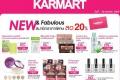 โปรโมชั่น Karmarts เครื่องสำอางค์ และ ผลิตภัณฑ์บำรุงผิว ราคาพิเศษ ที่ KARMARTS Shop วันนี้ ถึง 20 เมษายน 2560