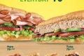 โปรโมชั่น ซับเวย์ Save More Everyday แซนวิช ราคาพิเศษ เริ่มต้นเพียง 79 บาท ทุกวัน ที่ SUBWAY วันนี้ ถึง 28 กุมภาพันธ์ 2560