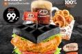โปรโมชั่น A&W อิ่มสุดคุ้ม เซ็ท Chicken Charcoal Waffle Combo ราคาเพียง 99 บาท (จากปกติ 159 บาท) ที่ เอแอนด์ดับบลิว วันนี้ ถึง 15 กรกฎาคม 2560 และ เมนูข้าว ราคาพิเศษ