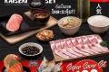 โปรโมชั่น มิยาบิ กริลล์ Kaiseki Set เซตอาหาร ราคาพิเศษ ที่ Miyabi Grill สาขาที่ร่วมรายการ และ Kaiseki Set วันนี้ ถึง 31 มีนาคม 2560