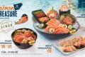 โปรโมชั่น ร้านอาหารญี่ปุ่น เซน เมนูใหม่ SALMON TREASURE หลากหลายเมนู ปลาแซลมอน ที่ ZEN Japanese Restaurant วันนี้ ถึง สิงหาคม 2560