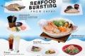 โปรโมชั่น โอโตยะ Seafood Bursting เทศกาลอาหารทะเล ส่งตรงสดๆ จากญี่ปุ่น ที่ Ootoya วันนี้