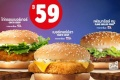 โปรโมชั่น เบอร์เกอร์คิง เบอร์เกอร์ 3 เมนูสุดฮิต ราคาเพียง 59 บาท วันนี้ ถึง 31 ตุลาคม 2560 และ โปรโมชั่นอื่นๆ ที่ Burger King วันนี้