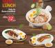 โปรโมชั่น MK Happy Lunch อิ่มคุ้ม กับเซตเมนู มื้อกลางวัน ราคาพิเศษ ที่ เอ็มเคสุกี้ จันทร์-ศุกร์ เฉพาะสาขาที่ร่วมรายการ วันนี้ ถึง 12 กรกฎาคม 2561