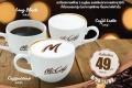 โปรโมชั่น แมคคาเฟ่ กาแฟร้อน ราคาเริ่มต้นเพียง 49 บาท เมื่อโชวร์ภาพเพื่อรับสิทธิ์ ที่ McCafe วันนี้ ถึง 4 มิถุนายน 2560 และ  เมนูใหม่ กรีน แอปเปิ้ล เฟรปเป้ วันนี้ ถึง 31 พฤษภาคม 2560