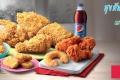 โปรโมชั่น KFC สไปซี่เรดพาสต้าไก่กรอบ , ชุด ไก่กรอบชิลลีชีส , ชุดจุใจ , ชุดอิ่มสุขใจ , ชุดสุขล้นใจ , ข้าวไรซ์โบว์ล และ ชุดอื่นๆ จาก เคเอฟซี 1150 เดลิเวอรี่