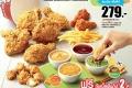 โปรโมชั่น KFC ชุด ดับเบิ้ลฟันดิป , ชุดจุใจ และ Blacklist Hot Burger และ โปรโมชั่น KFC อื่นๆ สำหรับทานที่ร้าน KFC วันนี้