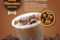 โปรโมชั่น แมคคาเฟ่ ไอซ์ ช็อกโกแลต ราคาพิเศษเพียง 79 บาท ที่ McCafe วันนี้ ถึง 30 กันยายน 2559