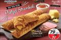 โปรโมชั่น อานตี้ แอนส์ เมนูพิเศษ Pretzel Stromboli with Salsa Souce  ที่ Auntie Anne's วันนี้ ถึง 30 พฤศจิกายน 2560