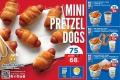 โปรโมชั่น อานตี้ แอนส์ เมนูใหม่ Mini Pretzel Dogs มินิเพรสเซล ด็อก และ เครื่องดื่ม Lemonade Iceberg ที่ Auntie Anne's วันนี้ ถึง 31 สิงหาคม 2560