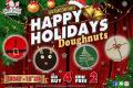 โปรโมชั่น แด๊ดดี้ โด โดนัท ซื้อ 4 แถม 2 ฟรี ที่ Daddy Dough วันนนี้ ถึง 15 มกราคม 2561