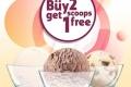 โปรโมชั่น ฮาเก้น-ดาส ซื้อ ไอศกรีม 2 สกู๊ป รับฟรี 1 สกู๊ป ที่ Haagen-Dazs ตลอดเดือน กันยายน 2560