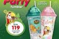โปรโมชั่น คาเฟ่ อเมซอน Collection Amazon Party Tumbler ที่ Cafe Amazon วันนี้