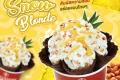 โปรโมชั่น Cold Stone Creamery เมนูใหม่ Snow Blonde ความอร่อยแบบไทยๆ วันนี้ ถึง 30 มิถุนายน 2560