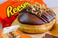โปรโมชั่น คริสปี้ครีม โดนัท รสชาติใหม่ Reese's Peanut Butter โดนัทรสเนยถั่ว ที่ Krispy Kreme วันนี้ ถึง 30 กันยายน 2560