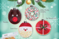 โปรโมชั่น คริสปี้ครีม โดนัท Holiday Doughnut และ Mini Doughnut และ New Year Gift Set ที่ Krispy Kreme วันนี้ ถึง 31 มกราคม 2561