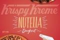 โปรโมชั่น คริสปี้ครีม โดนัท เมนูใหม่ นูเทลล่า โดนัท และ โดนัท Power Ranger ที่ Krispy Kreme วันนี้ ถึง 31 มีนาคม 2560