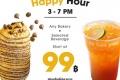 โปรโมชั่น โอ บอง แปง Happy Hour จับคู่ เบเกอรี่ และ เครื่องดื่ม ราคาพิเศษ และ เมนู Healthy สำหรับคนรักสุขภาพ ที่ Au Bon Pain วันนี้ ถึง 30 มิถุนายน 2560