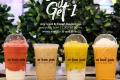 โปรโมชั่น โอ บอง แปง เครื่องดื่ม เย็นและปั่น ซื้อ 1 แถม 1 ฟรี เฉพาะเวลา 12:00 – 16:00 น. ที่ Au Bon Pain วันนี้ ถึง 30 เมษายน 2561