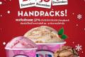 โปรโมชั่น บาสกิ้น ร็อบบิ้นส์ Baskin-Robbins ลดทันที 31% เมื่อซื้อไอศกรีม Handpack วันที่ 29 ถึง 31 ธันวาคม 2560
