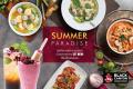 โปรโมชั่น แบล็คแคนยอน Summer Paradise เซ็ทอาหาร ราคาพิเศษ และเครื่อดื่มเมนูพิเศษ ที่ Black Canyon วันนี้ ถึง 31 พฤษภาคม 2561