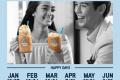 โปรโมชั่น BlueCup D-DAY ปี 2017 เครื่องดื่ม ซื้อ 1 แถม 1 ฟรี ที่ บลูคัพ S&P วันศุกร์ เดือนละ 2 ครั้ง วันนี้ ถึง สิ้นปี 2560